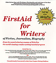 FirstAid for Writers®